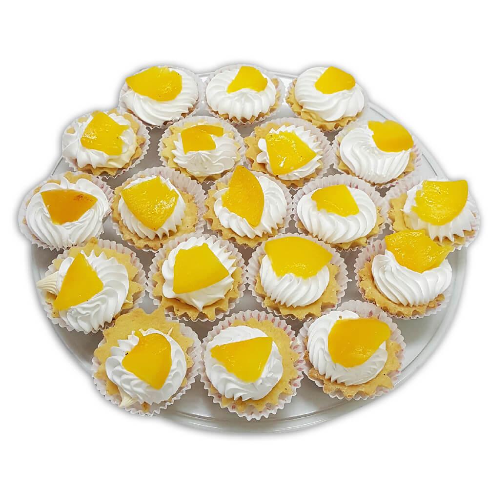 Tartaletas de Durazno