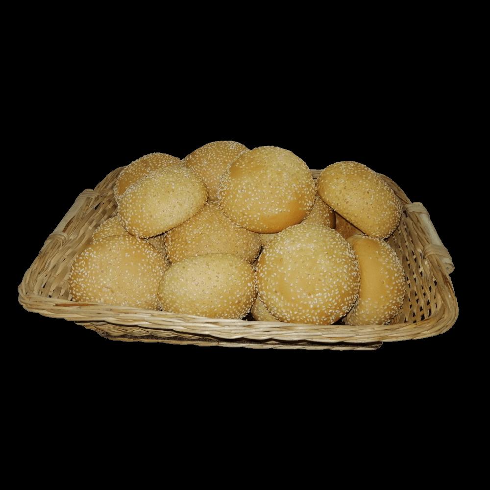 Pan de Ajonjolí Grande