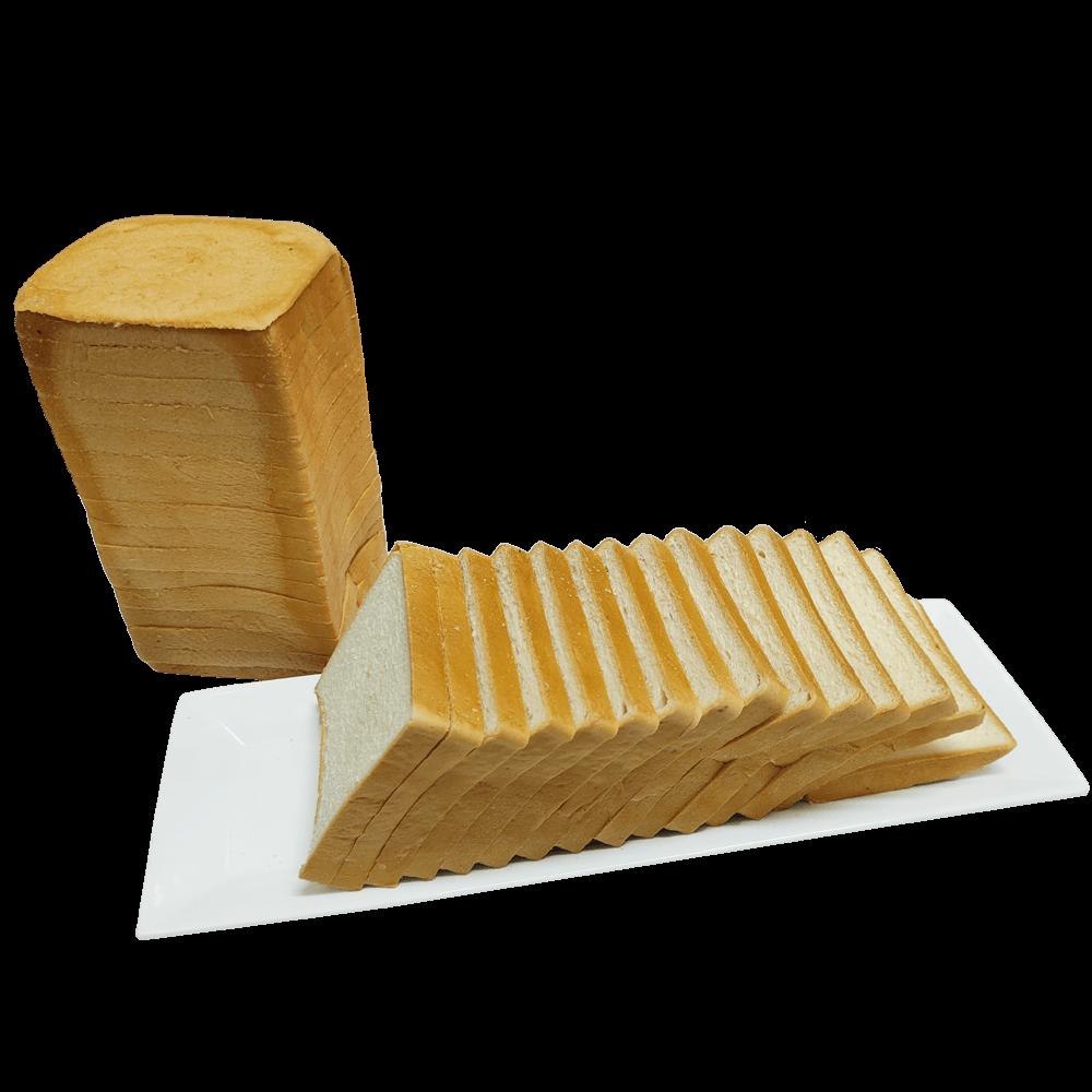 Pan de molde blanco chico