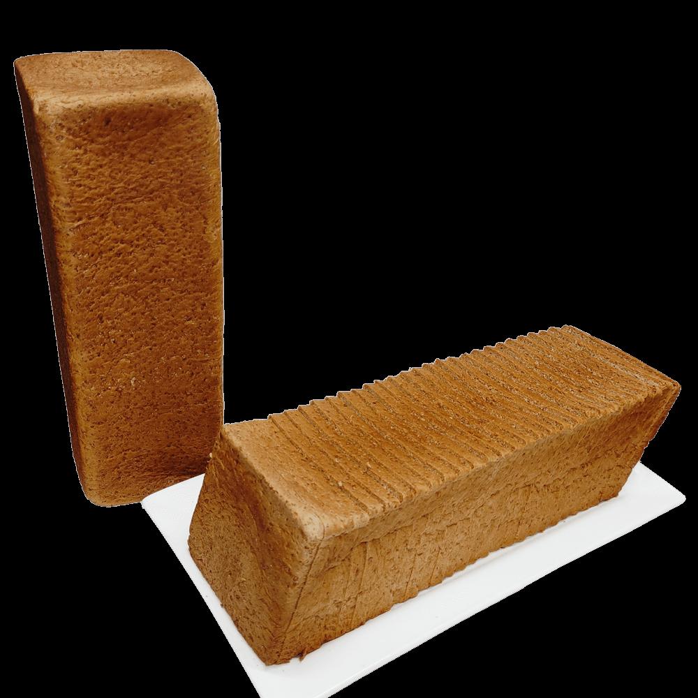 Pan de molde integral pullman