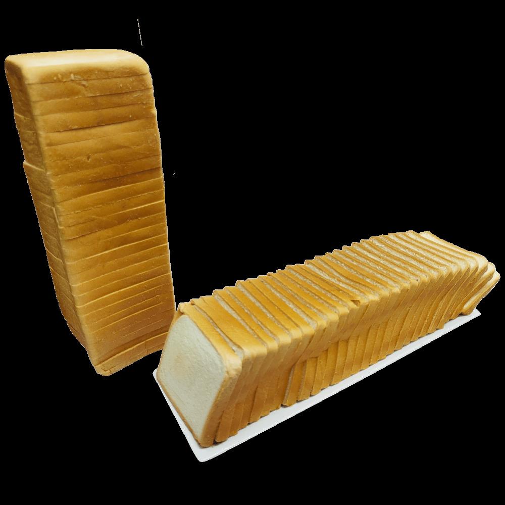 Pan de molde blanco mediano