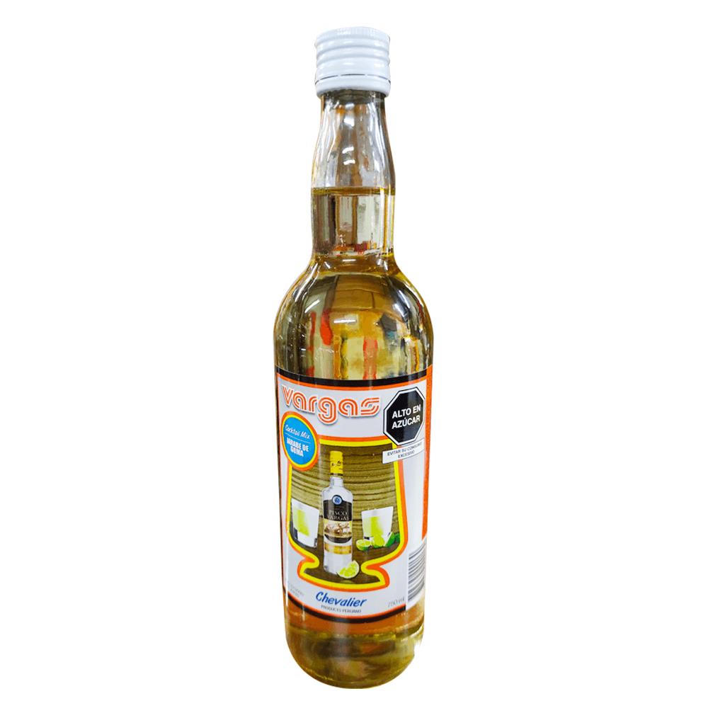 Jarabe de Goma Vargas 750 ml