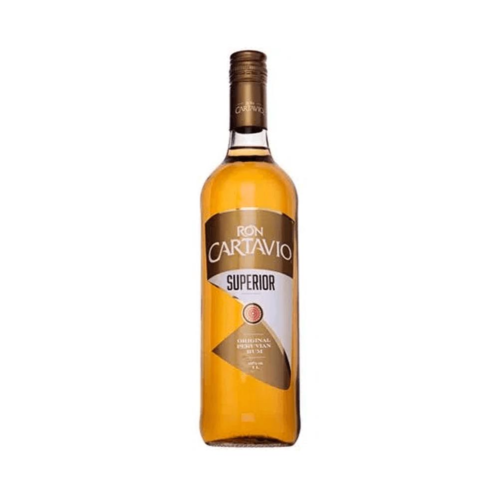 Ron Cartavio Superior 1 litro